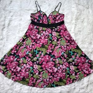 Nicole by Nicole Miller floral dress